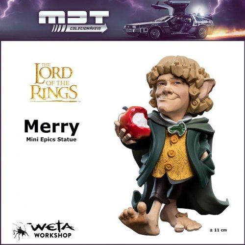 Weta - Lord of the Rings - Mini Epics Statue - Merry