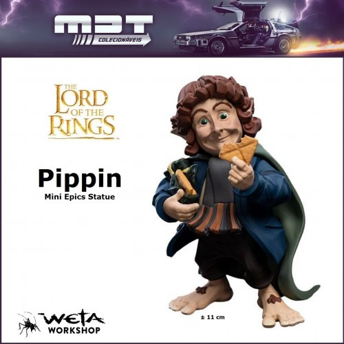 Weta - Lord of the Rings - Mini Epics Statue - Pippin