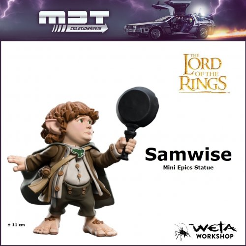 Weta - Lord of the Rings - Mini Epics Statue - Samwise
