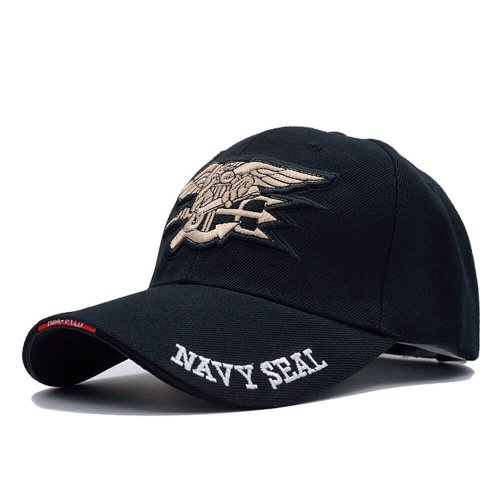 Boné Aba Curva Navy Seal