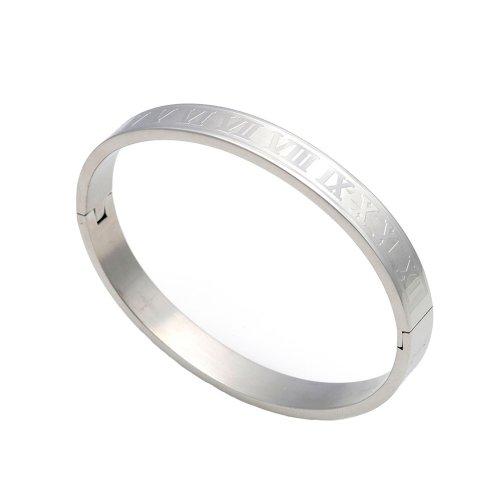 Bracelete de Aço Roman