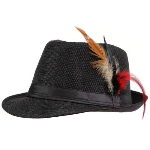 Chapéu Fedora de Linho - Mercado Masculino 702765e5cbd