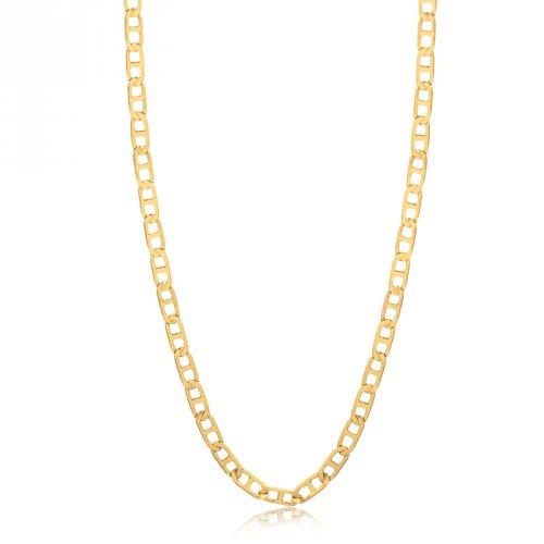 Corrente Gucci Banhada a Ouro 18k
