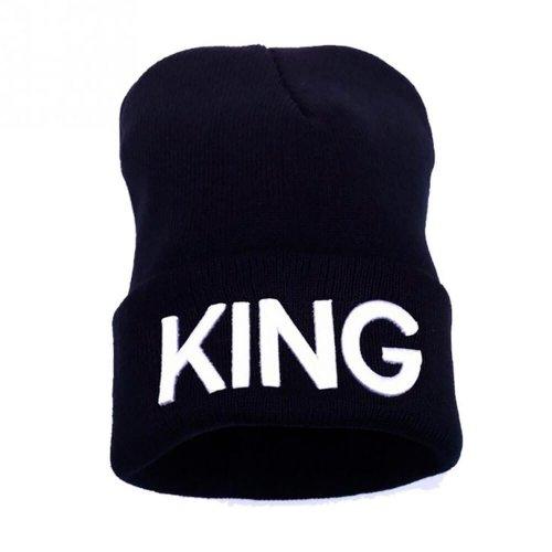 Touca King Preta