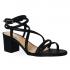 Miniatura - Sandália de Amarração Eloá Black