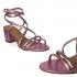 Miniatura - Sandália de Amarração Eloá Rose