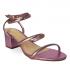 Miniatura - Sandália de Correia Eloá Rosé