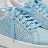 Miniatura - Tenis Fun Azul de Couro