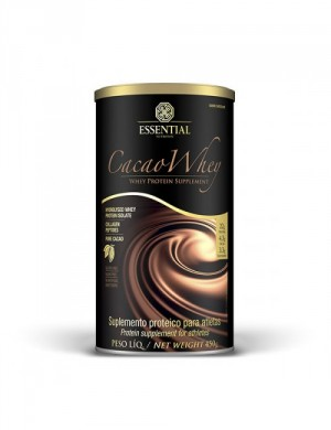 Cacao Whey (450g) - Essential Nutrition
