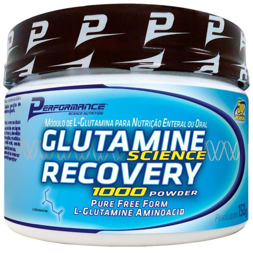Glutamine Recovery 1000 Powder (150g) - Performance Nutrition