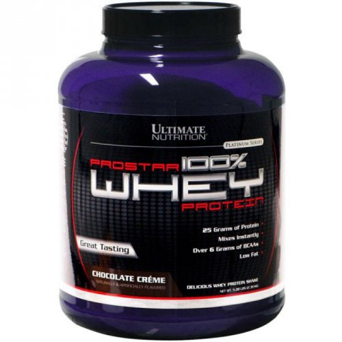 Prostar 100% Whey Protein (2390g) - Ultimate Nutrition
