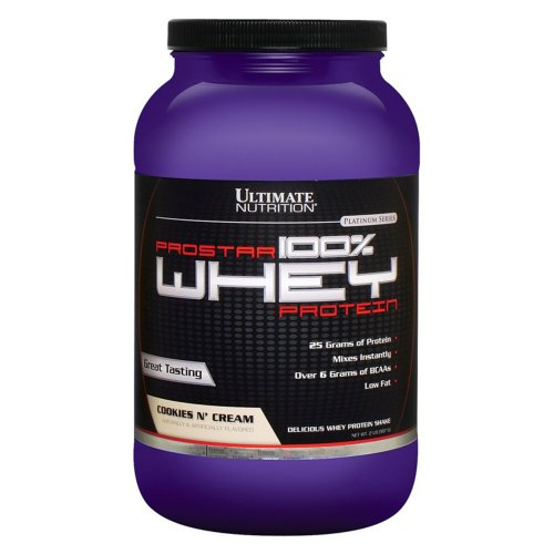 Prostar 100% Whey Protein (907g) - Ultimate Nutrition