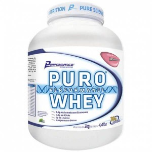 Puro Performance Whey 2kg - Performance Nutrition