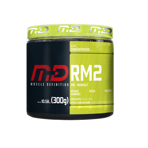 RM2 PRE-WORKOUT 300g - MD Muscle Definition