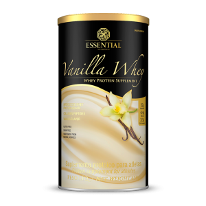 Vanilla Whey (450g) - Essential Nutrition
