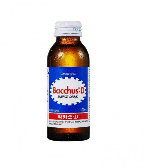 Bebida Energética Bacchus-D 100ml