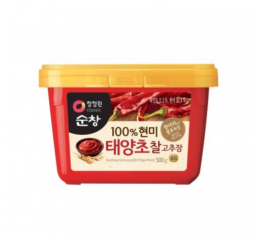 CJW Pasta de Pimenta - 500g