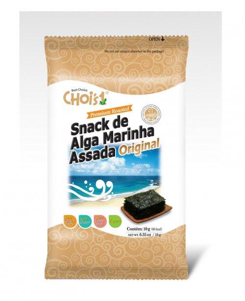 Choi's Snack de Alga Marinha - Original 10g