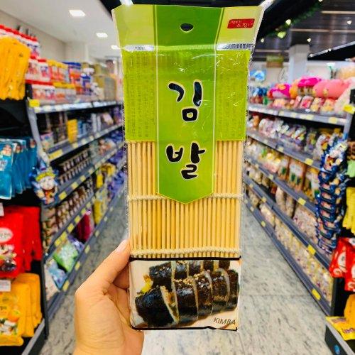 Esteira de Bambu para Sushi