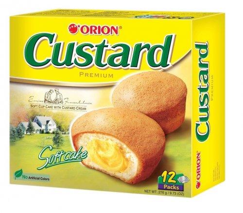 Orion Custard Creme 12und