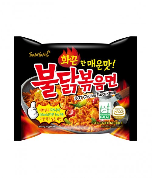Hot Chicken Ramen - Original 140g
