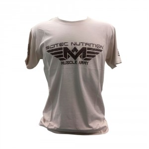 Camisa Scitec Muscle Army