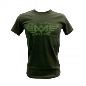 Camisa Scitec Army - P
