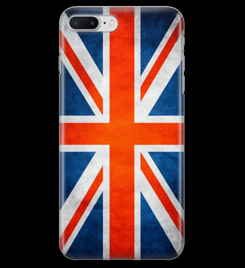 57a5227b01f1b Capa Personalizada Bandeira Inglaterra para todas as marcas de celular
