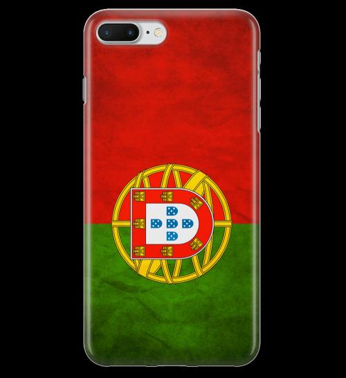 87c8fb3eb645f Capa Personalizada Bandeira Portugal para todas as marcas de celular!
