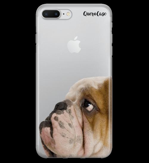 Bulldog Inglês Transparente