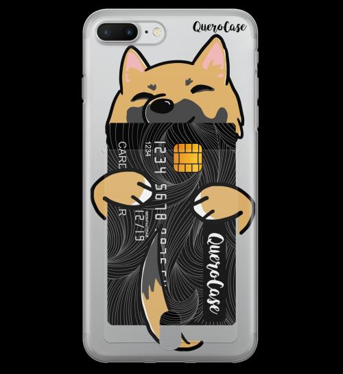 Capa Cartão - Cachorrinho