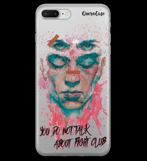 Clube da Luta - You do not talk about Fight Club