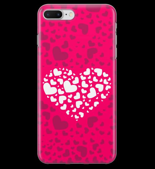 Coração Pink Love