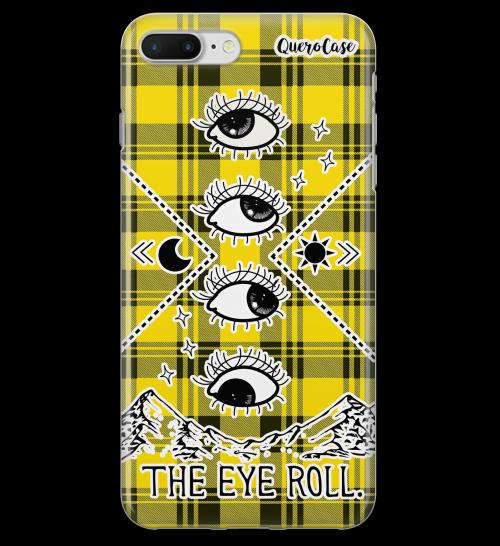 Xadrez Amarelo Eye Roll