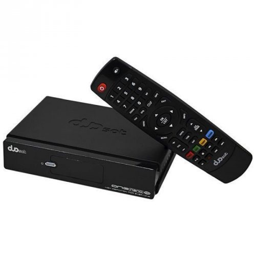 Receptor Duosat One Nano HD Wi-Fi IPTV ONDEMAM ACM IKS SKS