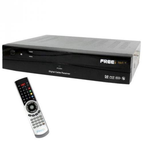 Receptor Freei Net+ HD Cabo + IPTV