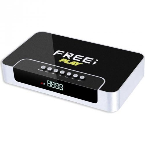 Receptor Freei Play HD - Android / IKS-SKS-IPTV