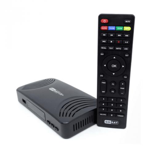 Receptor Gosat CS+ HD / IPTV