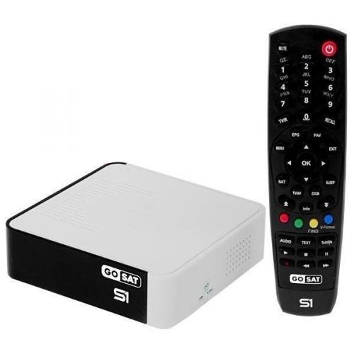 Receptor Gosat S1 HD - IPTV / IKS-SKS-IPTV / ACM