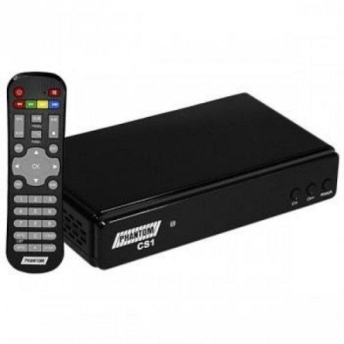 Receptor Phantom CS1 HD / IPTV - CS*