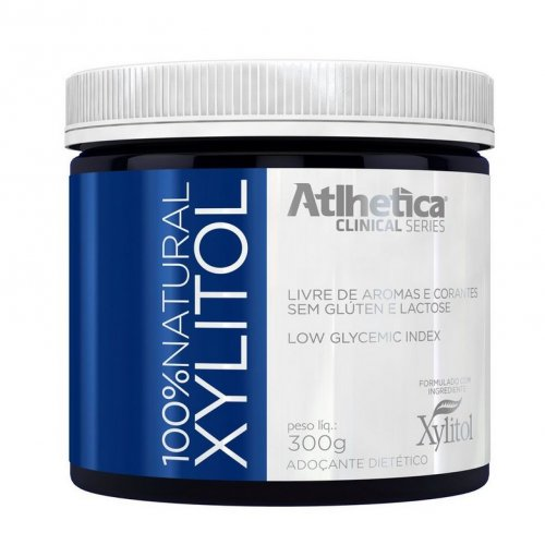 Xylitol 300g 100% natural - Atlhetica Clinical Series