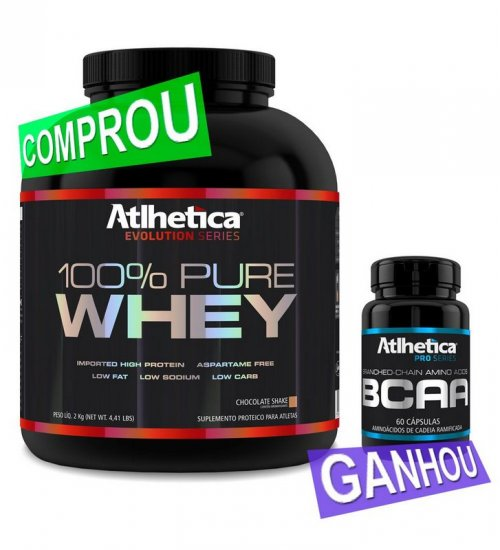 100% Pure Whey - 2kg  evolution series