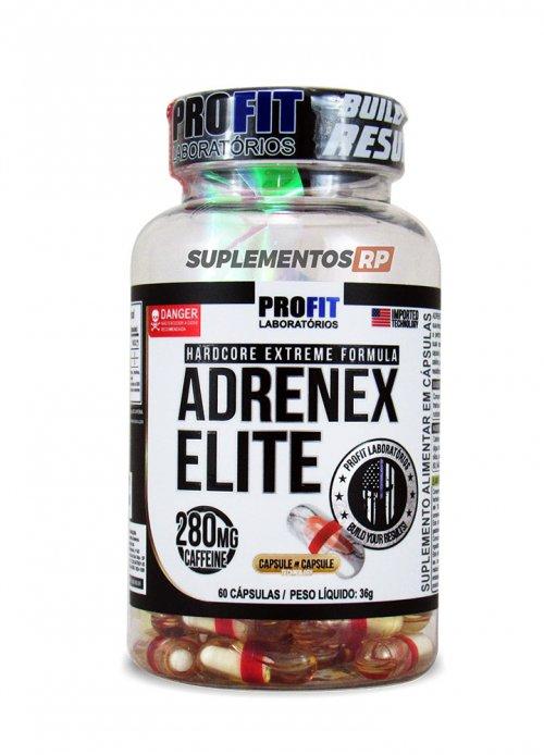 Adrenex Elite Termogenico 60 Caps - Profit