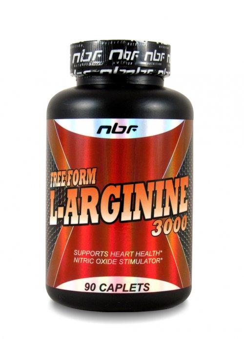 L-Arginine Importada  3000mg - 90 tabletes  -NBF