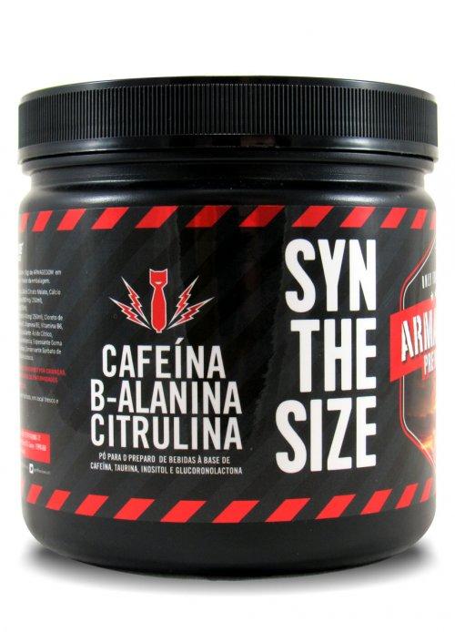 Armagedom Beta Alanina + Citrulina + Cafeina 400g