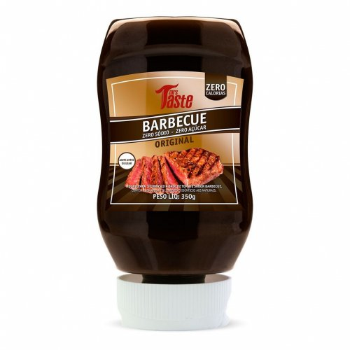 Barbecue - Zero Sódio - Zero Açúcar - Mrs. Taste - 350g