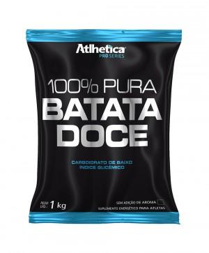 100% pura batata doce pro series 1kg