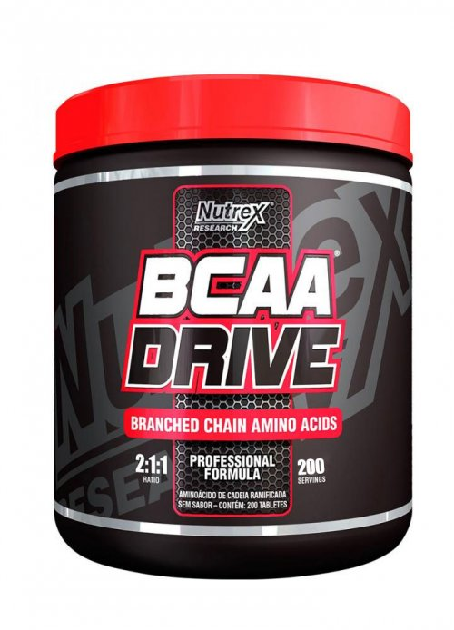 BCAA DRIVE (200 tabletes) - Nutrex Research