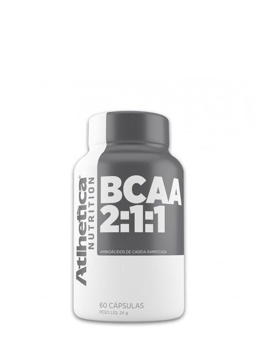 BCAA 60 cáps - Atlhética