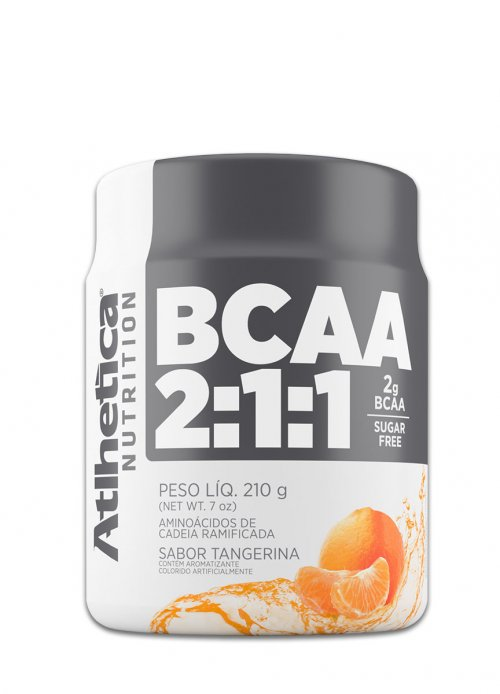 Bcaa 2:1:1  Pro Series - 210g - Atlhetica Nutrition